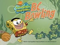 Bowling cu Spongebob