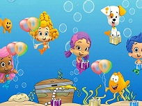 Bubbles Gupies Puzzle