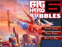 Bubble cu Cei 6 Super  Eroi