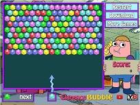 Bubble cu Clarence