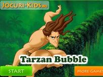 Bubble cu Tarzan