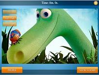 Bunul Dinozaur Puzzle Frumos