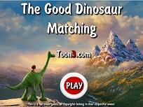 Joc de Memorie cu Bunul Dinozaur