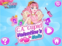 C A Cupid Manichiura de Ziua Indragotitilor