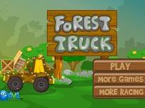 Camioanele in Padure