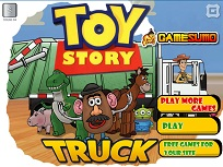 Camionul Toy Story