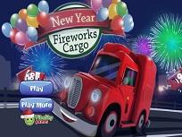 Camionul cu Artificii de Anul Nou