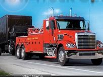 Camionul pentru Tractare