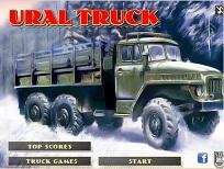 Camionul prin Muntii Urali