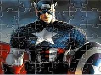 Capitanul America Puzzle