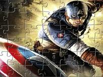 Capitanul America si Scutul