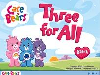 Care Bears Trei Pentru Toti