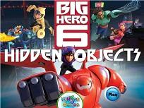 Cei 6 Super Eroi si Obiectele Ascunse