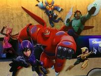 Cei 6 Super Eroi si Stelele Ascunse