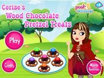 Cerise Hood si Covrigeii cu Ciocolata