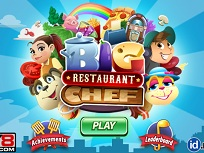 Chef in Marele Restaurant