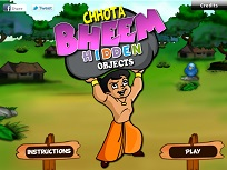 Chhota Bheem Obiectele Ascunse