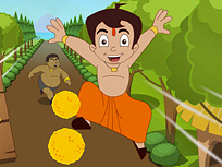 Chhota Bheem Culege Ladoos