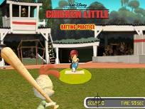 Chicken Little la Antrenamentul de Baseball
