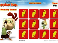 Chicken Little si Testul de Memorie