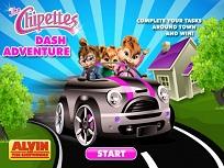 Chipettes cu Masina