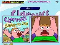 Clarence Joc de Memorie