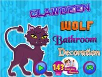 Clawdeen Wolf Decoreaza Baia