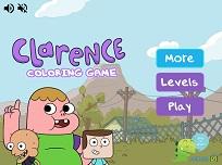 Coloreaza cu Clarence si Prietenii
