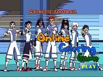 Coloreaza cu Galactik Footbal