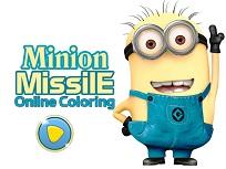 Coloreaza cu Minionul