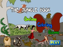 Coloreaza cu Mowgli