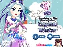 Crystal Winter si Tinuta de Iarna