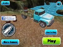 Cu Masina pe Munte 3D