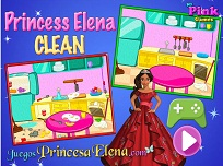 Curatenie cu Printesa Elena