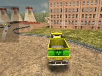 Cursa cu Camionul 3D