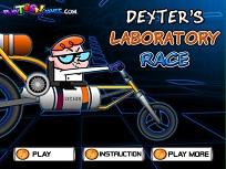 Cursa din Laboratorul lui Dexter