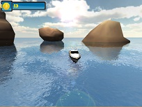 Curse cu Barci 3D