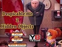 Despicable Me 2 si Obiectele Ascunse