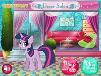 Decoreaza Camera cu Twilight Sparkle