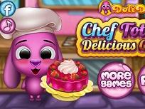 Deliciosul Tort al Bucatarului Toto