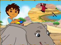Diego si Animalele
