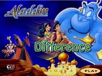 Diferente cu Aladdin