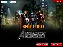 Diferente cu Avengers
