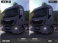 Diferente cu Camioane Iveco