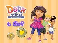 Diferente cu Dora si Prietenele