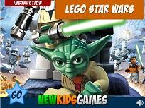 Diferente cu Lego Star Wars