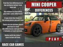 Diferente cu Mini Cooper