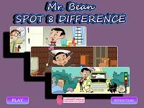 Diferente cu Mr Bean