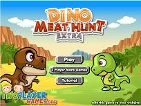 Dinozauri la Vanatoare