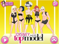 Disney Next Top Model